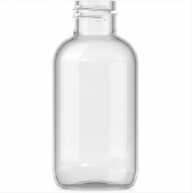 50 ml Clear Plastic Bottle 20mm neck