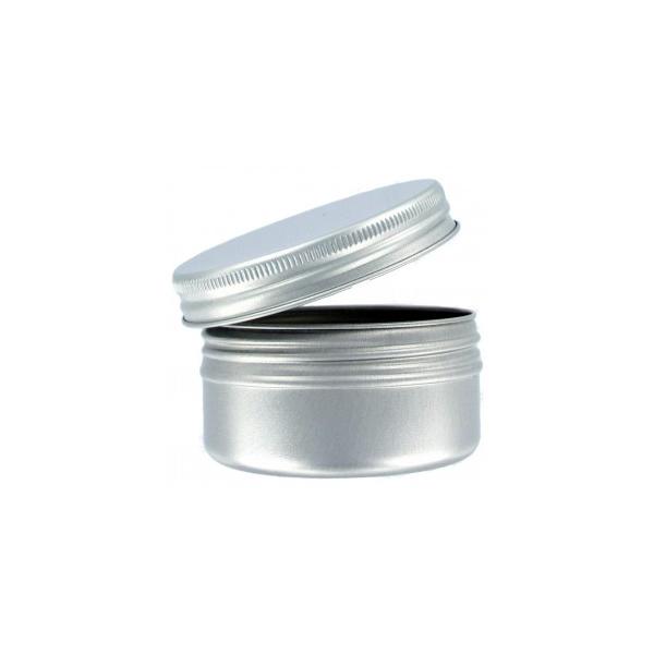 50 ml. aluminum jar