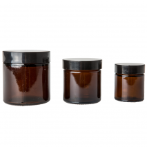 60 ml. glass jar