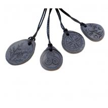 Aromaterapinis medalionas