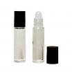 Stiklinis buteliukas 10 ml su rutuliniu aplikatoriumi