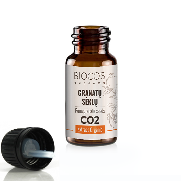 Organic Pomegranate CO2 Seed Extract