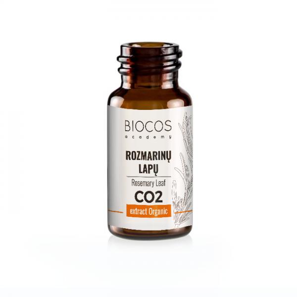 Ekologiškas rozmarinų CO2 ekstraktas