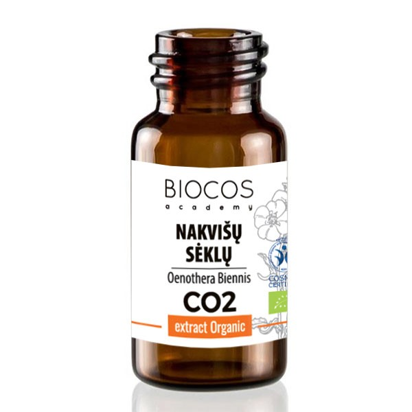 Organic sea buckthorn berry CO2 extract