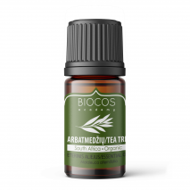 Teatree organic essential oil