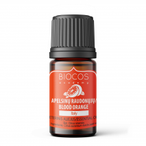 Blood orange essential oil